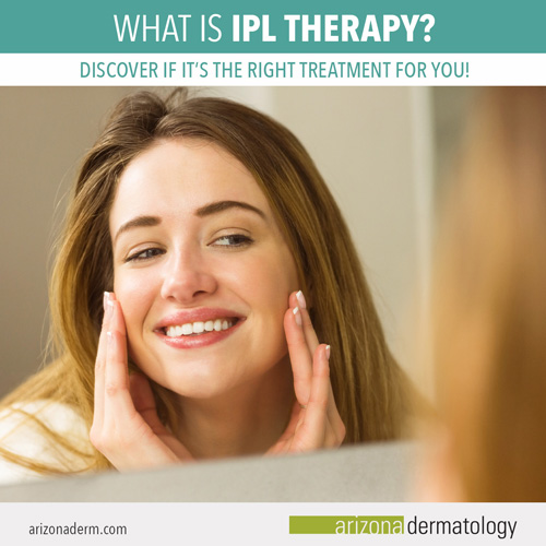 Is IPL Therapy the right treatment for me?