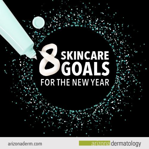 skincare goals for the new year