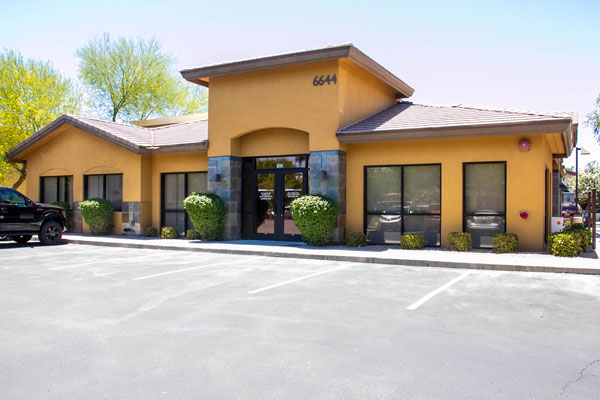 Arizona Dermatology Mesa Location Street View