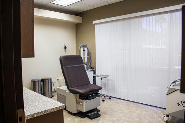 Arizona Dermatology Mesa Location Procedure Room