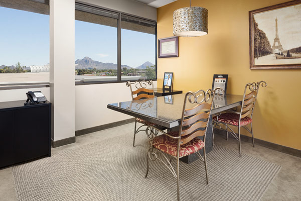 Arizona Dermatology Phoenix Location Consultation Room