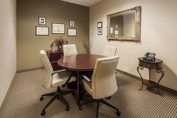 Paradise Valley Consulting Room