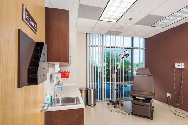 Paradise Valley Exam Room