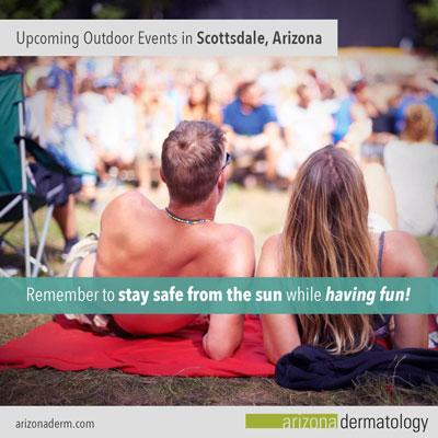 Upcoming Outdoor Events in Scottsdale, Arizona