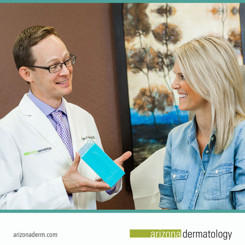 When should I visit my dermatologist