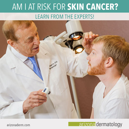 Am I at Risk for Cancer Graphic
