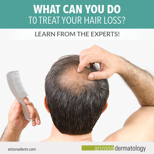 What you should expect from a hair restoration treatment at Arizona Dermatology