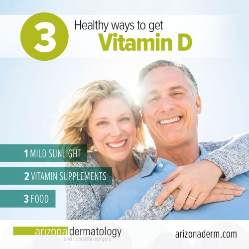 Healthy ways you can get Vitamin D