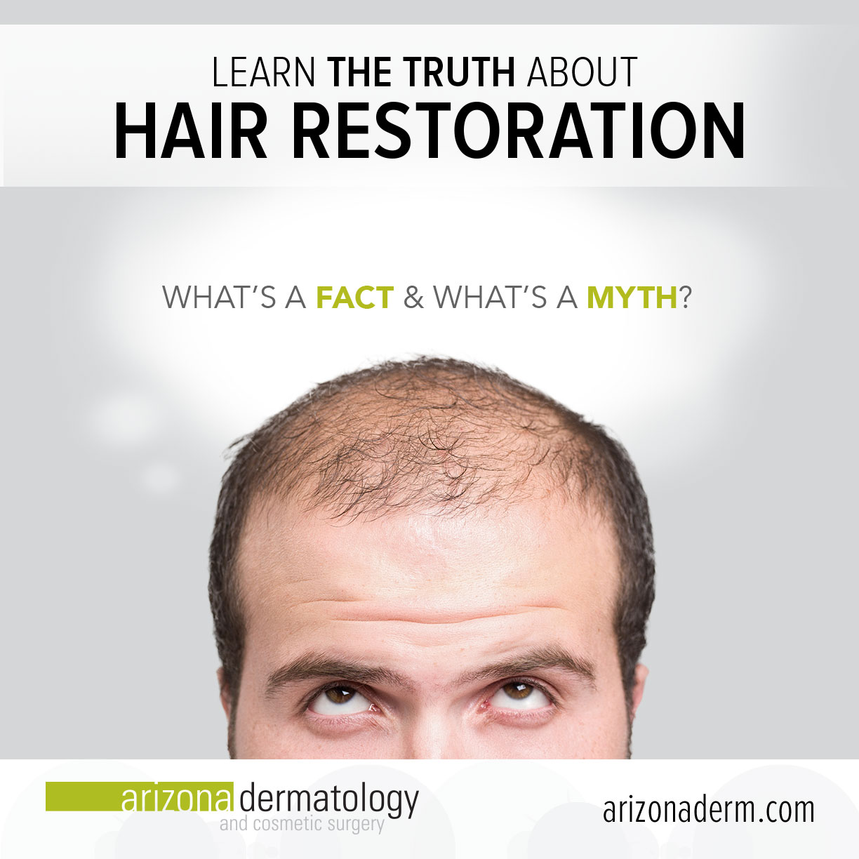 Common Myths About Hair Restoration