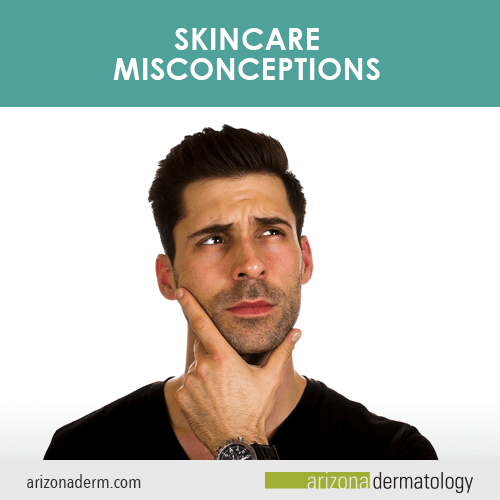 skincaremisconceptions